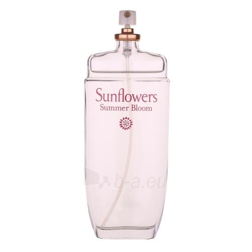 Tualetinis vanduo Elizabeth Arden Sunflowers Summer Bloom EDT 100ml (testeris) Paveikslėlis 1 iš 1 310820025073