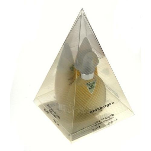 Tualetinis vanduo Emanuel Ungaro Fleur de Diva EDT 30ml (rinkinys) Paveikslėlis 1 iš 1 250811005510