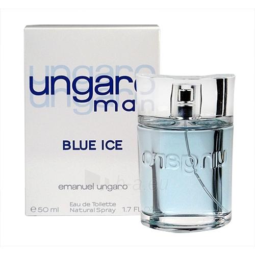 Tualetinis vanduo Emanuel Ungaro Ungaro Blue Ice EDT 50ml Paveikslėlis 1 iš 1 250812002171