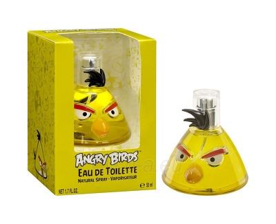 Tualetinis vanduo EP Line Angry Birds Yellow Birds - EDT - 50 ml Paveikslėlis 1 iš 1 310820022417