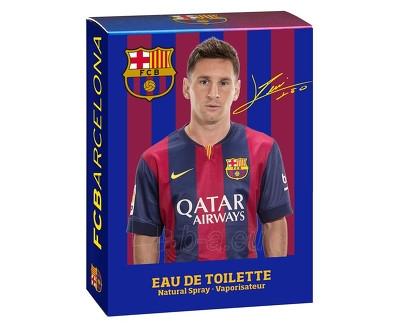 Tualetes ūdens EP Line FC Barcelona Messi EDT 100 ml Paveikslėlis 1 iš 1 310820022507