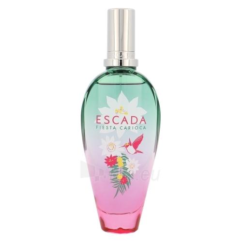 Perfumed water Escada Fiesta Carioca EDT 100ml Paveikslėlis 1 iš 1 310820094723