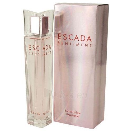 Tualetinis vanduo Escada Sentiment EDT 50ml (testeris) Paveikslėlis 1 iš 1 250811005558