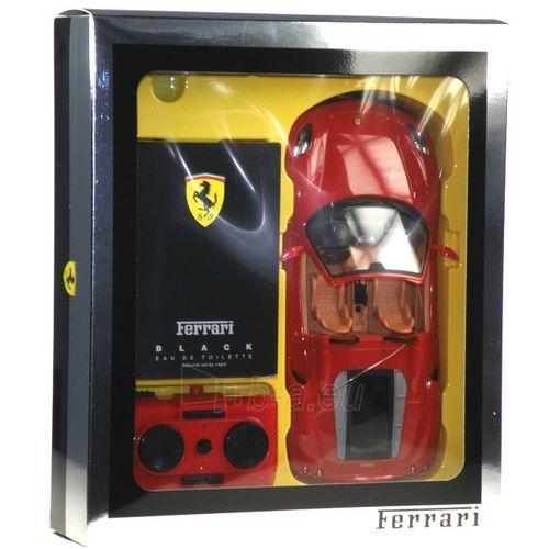 Tualetinis vanduo Ferrari Black Line EDT 125ml (rinkinys 3) Paveikslėlis 1 iš 1 250812003734