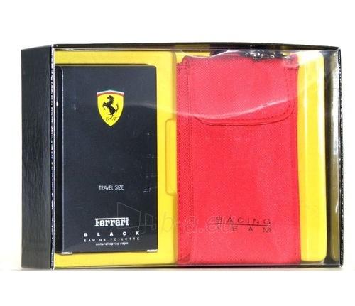 Ferrari Black Line EDT 30ml (set) Paveikslėlis 1 iš 1 250812003735