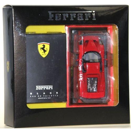 Ferrari Black Line EDT 75ml (set 1) Paveikslėlis 1 iš 1 250812003738
