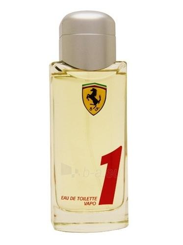 Tualetes ūdens Ferrari Formule One EDT 50ml Paveikslėlis 1 iš 1 250812002255