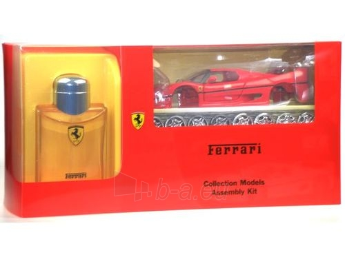 Tualetes ūdens Ferrari Red EDT 125ml (komplekts 2) Paveikslėlis 1 iš 1 250812002264