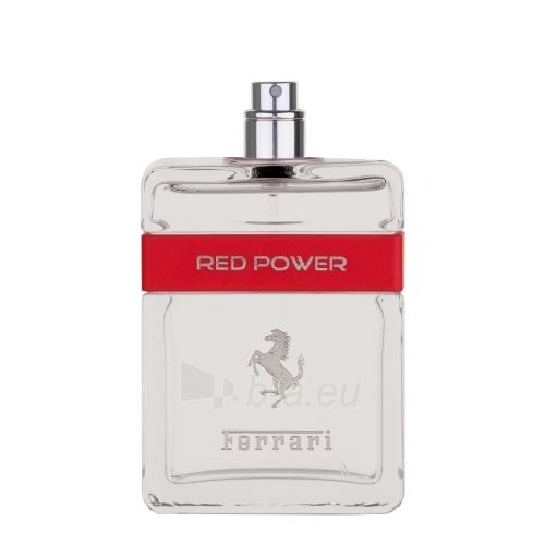 Tualetinis vanduo Ferrari Red Power EDT 125ml (testeris) Paveikslėlis 1 iš 1 250812005645
