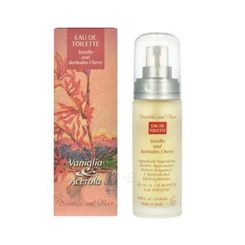 Perfumed water Frais Monde Vanilla And Barbados Cherry EDT 30ml Paveikslėlis 1 iš 1 250811012823