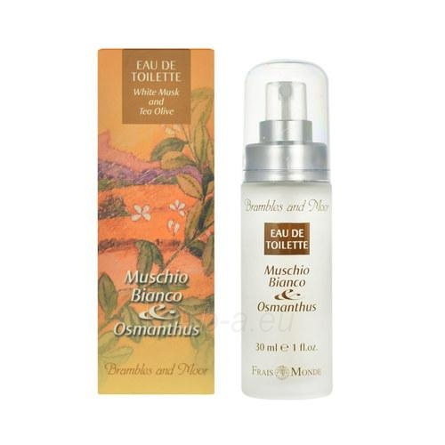 Perfumed water Frais Monde White Musk And Tea Olive EDT 30ml Paveikslėlis 1 iš 1 250811012824