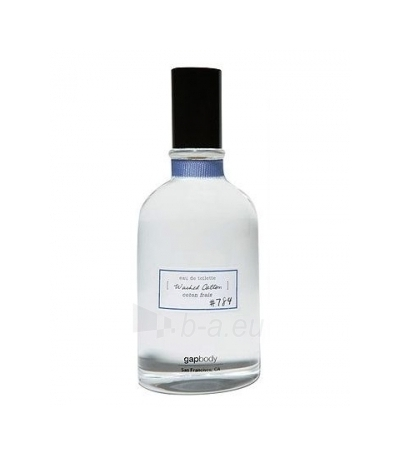GAP Washed Cotton No. 784 EDT 100ml (tester) Paveikslėlis 1 iš 1 250811005619