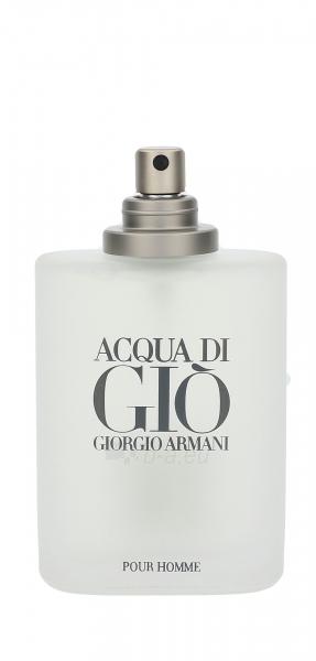 Tualetinis vanduo Giorgio Armani Acqua di Gio 100ml (testeris) Paveikslėlis 1 iš 1 250811005661