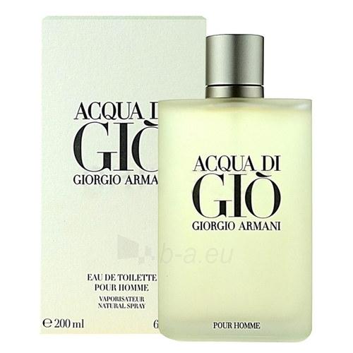 Tualetinis vanduo Giorgio Armani Acqua di Gio EDT 100ml (Refillable) Paveikslėlis 1 iš 1 250812003755
