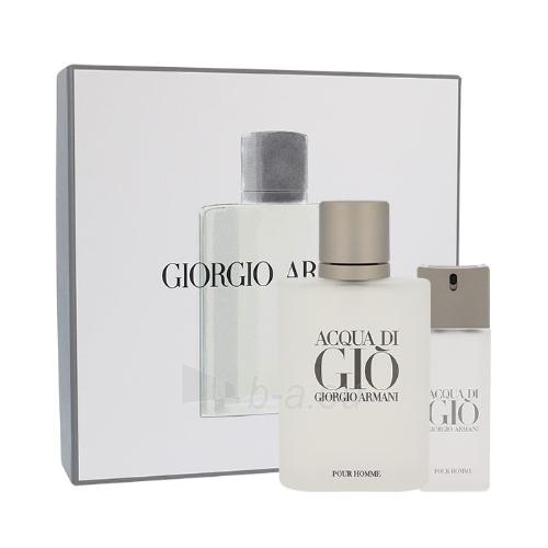 eau de toilette Giorgio Armani Acqua di Gio Pour Homme EDT 100ml (Rinkinys 7) Paveikslėlis 1 iš 1 310820024150