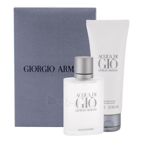 Tualetes ūdens Giorgio Armani Acqua di Gio Pour Homme EDT 50ml Paveikslėlis 1 iš 1 2508120002597