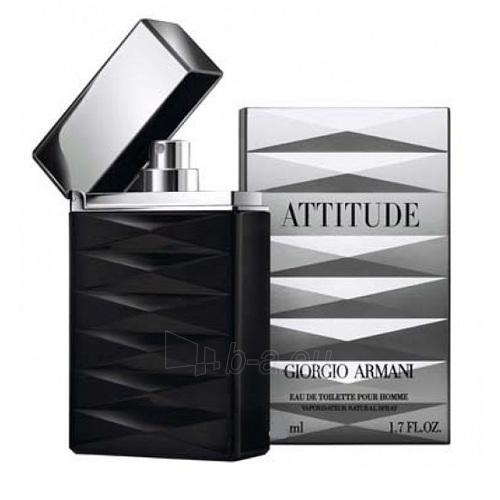 Tualetes ūdens Giorgio Armani Attitude EDT 100ml (Rechargeable) Paveikslėlis 1 iš 1 250812003764