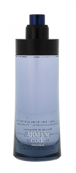 lika halpaa uudet tarjoukset parhaiten rakastettu eau de toilette Giorgio Armani Code Colonia EDT 75ml (tester)