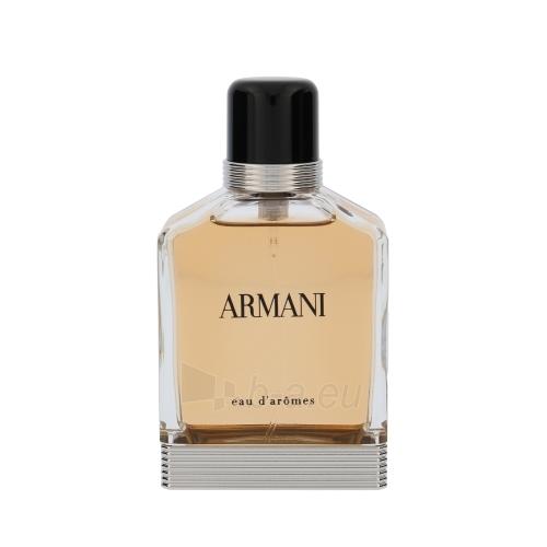 Tualetes ūdens Giorgio Armani Eau d´Aromes EDT 50ml Paveikslėlis 1 iš 1 2508120002315