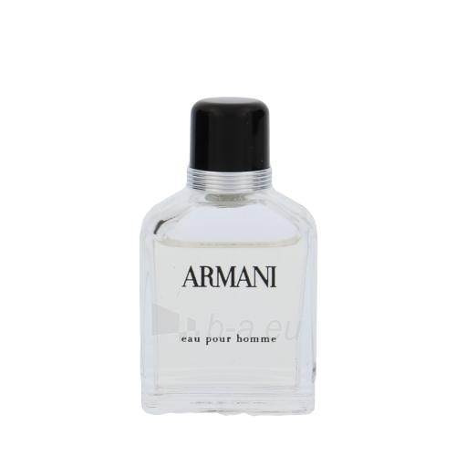 Tualetinis vanduo Giorgio Armani Eau Pour Homme (2013) EDT 7ml Paveikslėlis 1 iš 1 310820024083