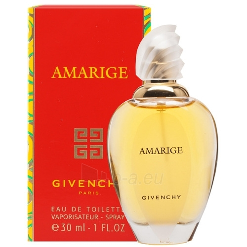 Tualetinis vanduo Givenchy Amarige EDT 5ml Paveikslėlis 1 iš 1 250811005697