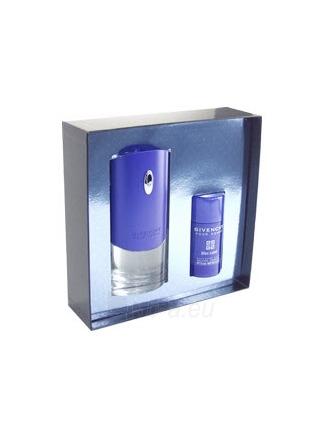 Tualetes ūdens Givenchy Blue Label EDT 100ml (komplekts 3) Paveikslėlis 1 iš 1 250812003810