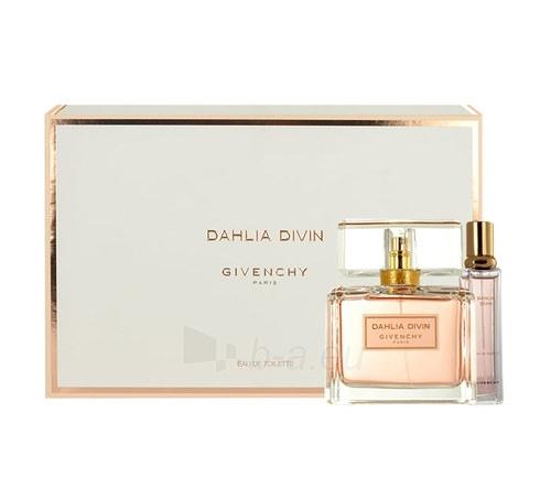 Tualetes ūdens Givenchy Dahlia Divin EDT 50ml (Rinkinys 2) Paveikslėlis 1 iš 1 250811014463