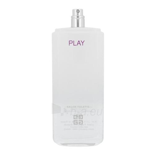 Tualetinis vanduo Givenchy Play for Her EDT 75ml (testeris) Paveikslėlis 1 iš 1 310820010296