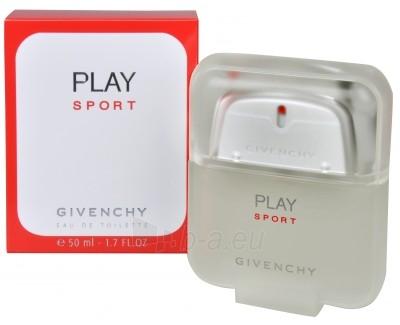 Givenchy Play Sport EDT 50ml Paveikslėlis 1 iš 1 250812002388