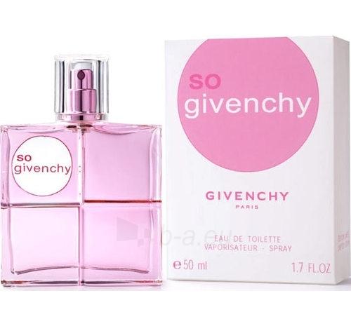 Givenchy So EDT 50ml Paveikslėlis 1 iš 1 250811005734