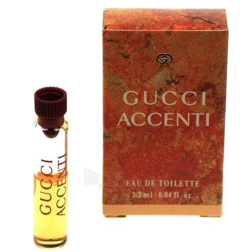 Gucci Accenti EDT 1,2ml (sample) Paveikslėlis 1 iš 1 250811005796