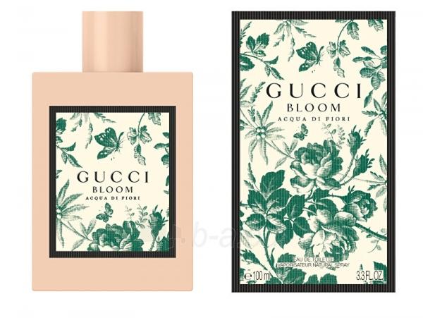 Tualetes ūdens Gucci Bloom Acqua Di Fiori EDT 30 ml Paveikslėlis 1 iš 1 310820190485