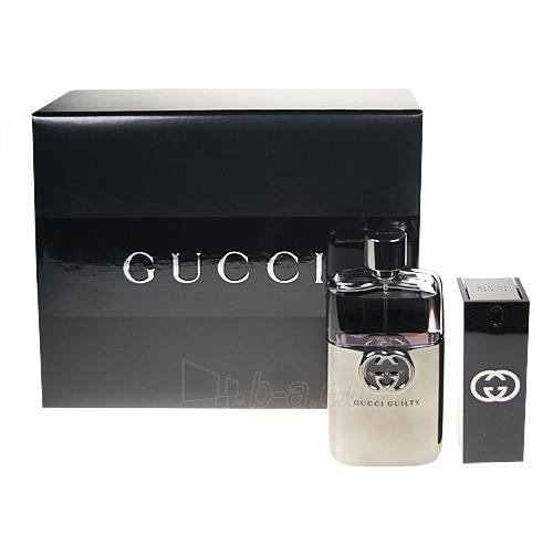 Gucci Guilty EDT 90ml (set 2) Paveikslėlis 1 iš 1 250812001578