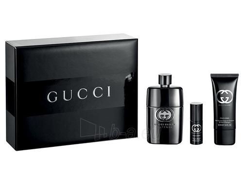 Gucci Guilty Intense EDT 90ml (set) Paveikslėlis 1 iš 1 250812004684