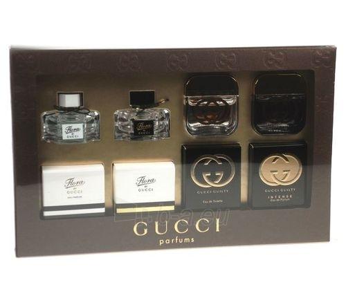 Gucci Mini Set EDT 4x5ml Paveikslėlis 1 iš 1 250811005832