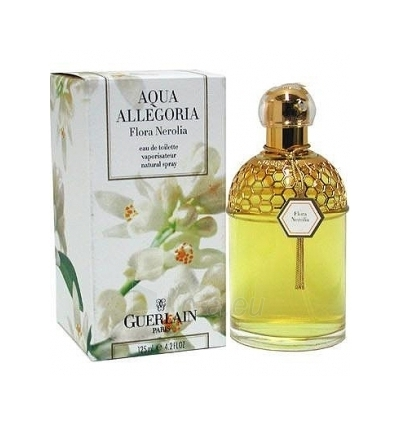 Guerlain Aqua Allegoria Flora Nerolia EDT 125ml (tester) Paveikslėlis 1 iš 1 250811005849