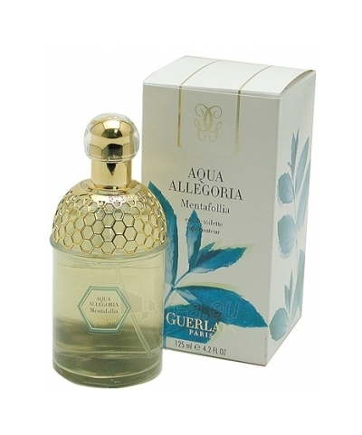Guerlain Aqua Allegoria Mentafollia EDT 125ml Paveikslėlis 1 iš 1 250811005872