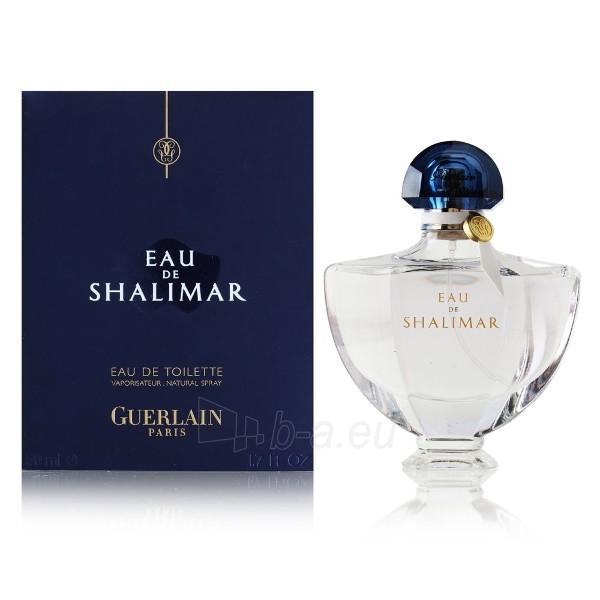 Tualetinis vanduo Guerlain Eau De Shalimar EDT 50 ml Paveikslėlis 1 iš 1 310820038774