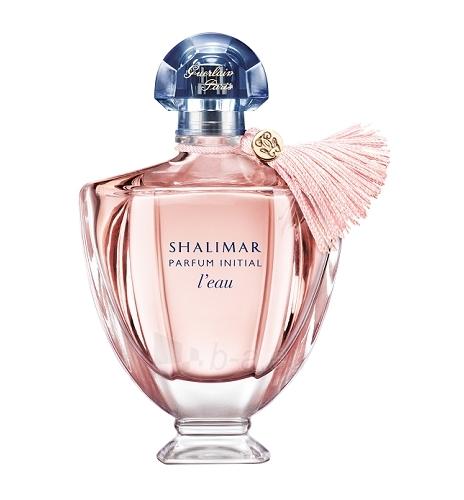 Tualetes ūdens Guerlain Shalimar Parfum Initial L´Eau EDT 100ml (testeris) Paveikslėlis 1 iš 1 250811010184