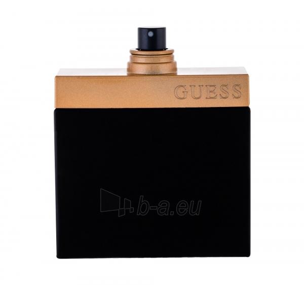 Tualetes ūdens GUESS Seductive Homme Noir Eau de Toilette 100ml (testeris) Paveikslėlis 1 iš 1 310820195289