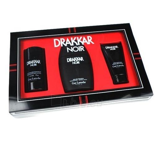 Tualetes ūdens Guy Laroche Drakkar Noir EDT 100ml (komplekts) Paveikslėlis 1 iš 1 250812003838