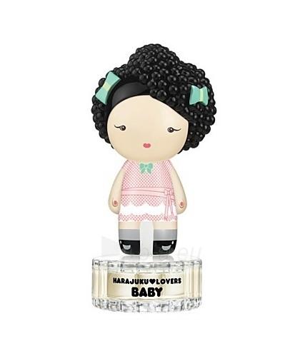 Tualetinis vanduo Gwen Stefani Harajuku Lovers Baby EDT 100ml (testeris) Paveikslėlis 1 iš 1 250811005940