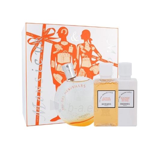 Perfumed water Hermes Eau Des Merveilles EDT 100ml (Set 7) Paveikslėlis 1 iš 1 310820048431