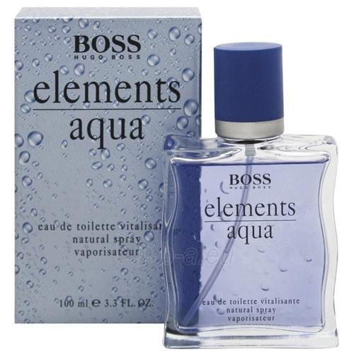 Tualetes ūdens Hugo Boss Aqua Elements EDT 100ml (testeris) Paveikslėlis 1 iš 1 250812002466