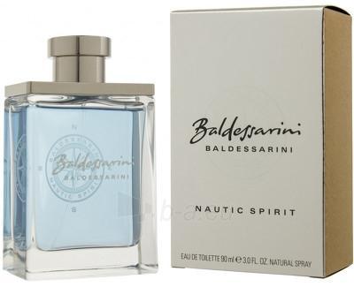 Tualetes ūdens Hugo Boss Baldessarini Nautic Spirit EDT 90 ml Paveikslėlis 1 iš 1 2508120002876