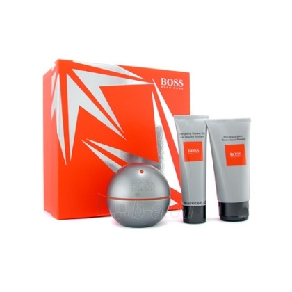 Hugo Boss Boss in Motion EDT 40ml (set 2) Paveikslėlis 1 iš 1 250812002492