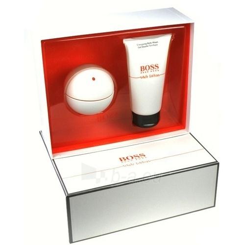 Tualetes ūdens Hugo Boss Boss in Motion White Edition EDT 90ml (komplekts) Paveikslėlis 1 iš 1 250812003865