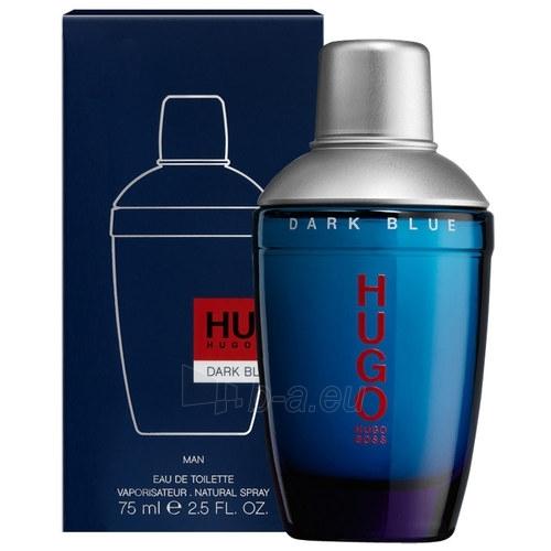 Hugo Boss Dark Blue EDT 125ml Paveikslėlis 1 iš 1 250812002503