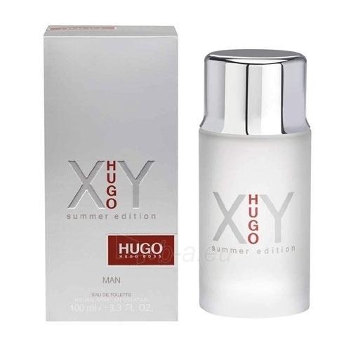 Hugo Boss Hugo XY Summer Edition EDT 100ml (tester) Paveikslėlis 1 iš 1 250812002539