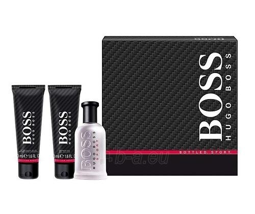 Hugo Boss No.6 Sport EDT 50ml (set) Paveikslėlis 1 iš 1 250812004747